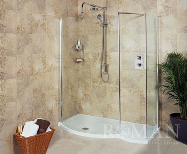 Tackling Your Small Bathroom Part 2 Roman Showers 39 Blog