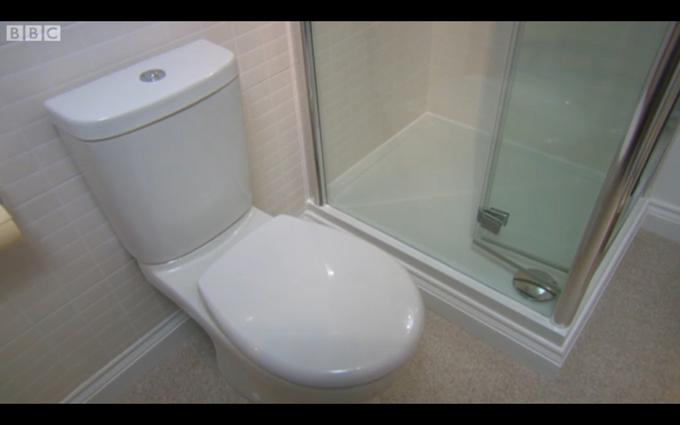 DIY SOS Shower Room - Utility Room