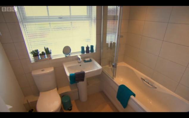 DIY SOS Bathroom - After