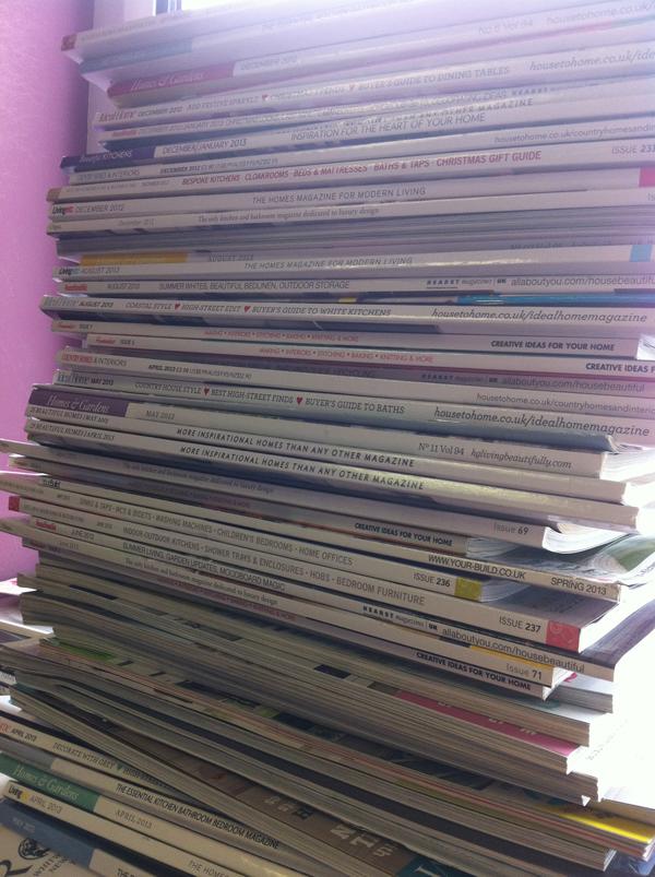 Magazines for Inspiration