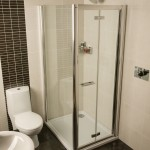Orbital Bi-Fold Shower Enclosure