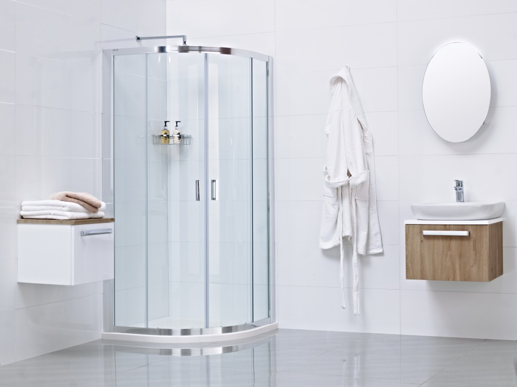 Space Saving Shower Solutions For Small Bathroom Roman Showers Blog - Modern bathrooms roman showers
