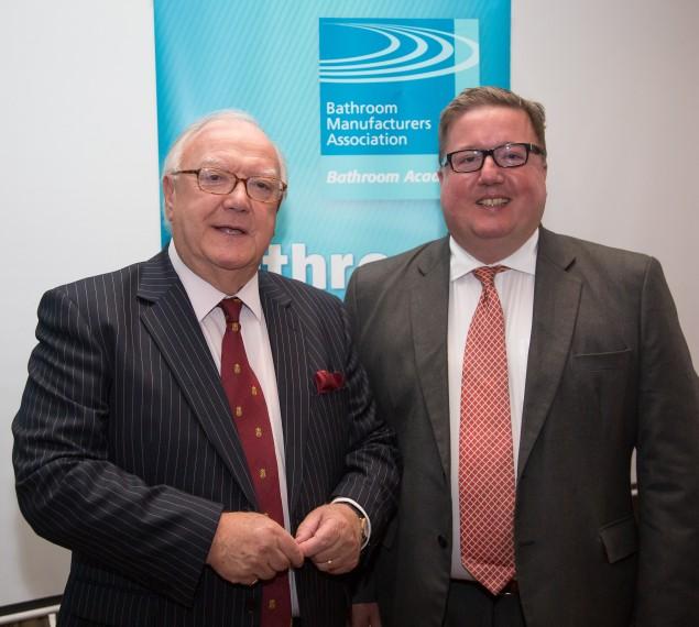 Gerry Osborne and David Osborne