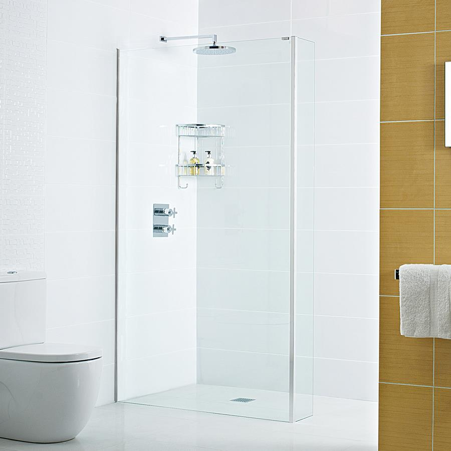 Decem Wetroom Panel
