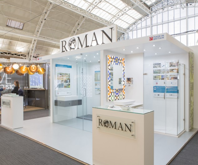 Roman's Stand at the Sleep Event 2015