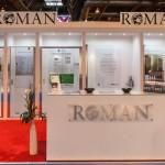 Roman's Stand at kbb Birmingham in 2014
