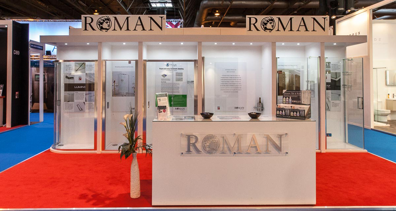Roman are back at kbb birmingham 2016 roman showers 39 blog for Kbb birmingham 2016