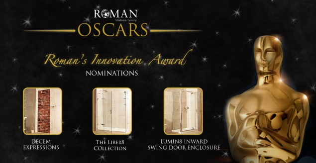 The Oscars At Roman Roman Showers Blog