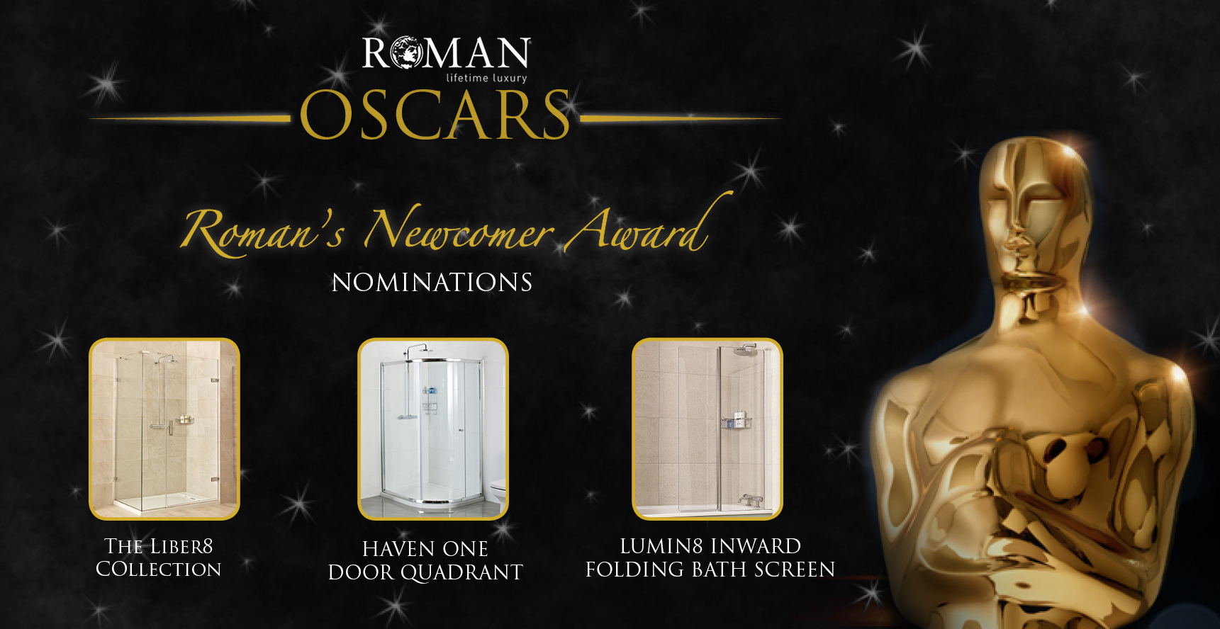 The Oscars at Roman