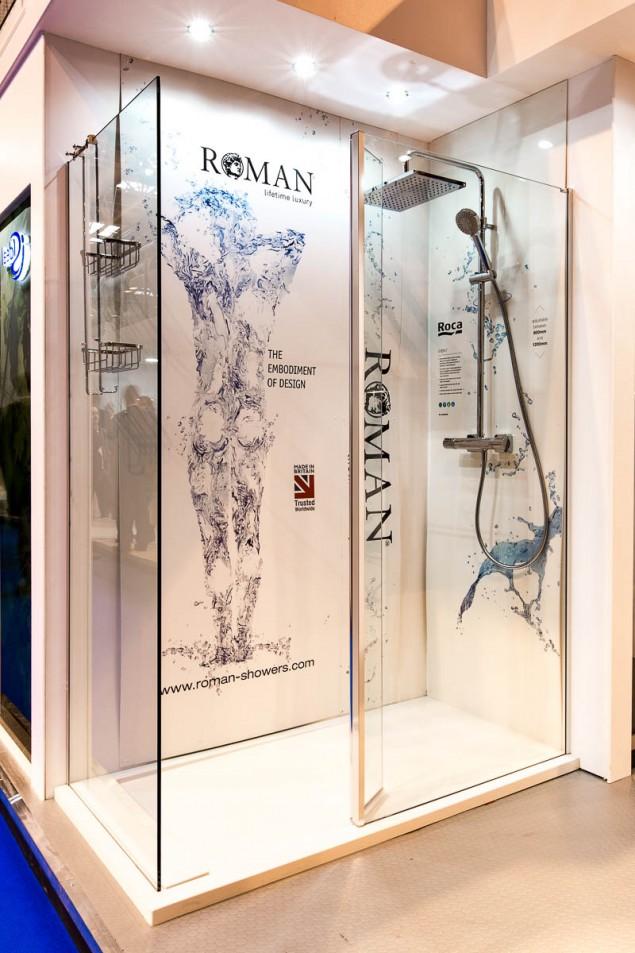 Roman At Kbb Birmingham 2016 Roman Showers Blog