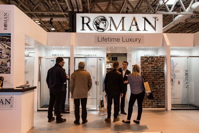 Roman at kbb birmingham 2016 roman showers 39 blog for Kbb birmingham 2016