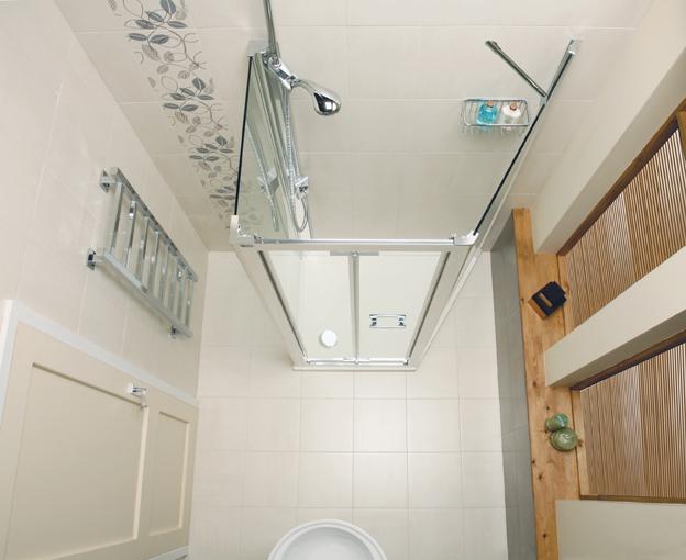 Embrace Trapezium Shower Enclosure