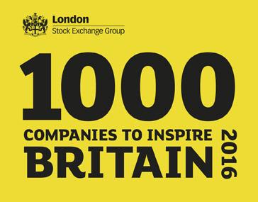 Roman identified as Company to Inspire Britain
