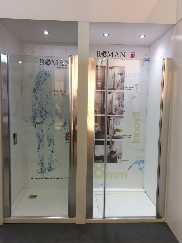 Roman At Ish Frankfurt 2017 Roman Showers Blog