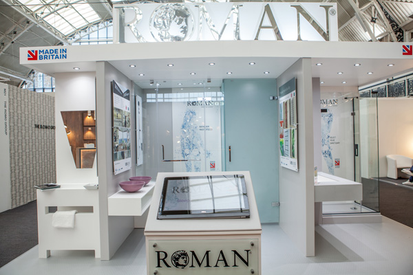 Roman's Stand at Sleep 2016