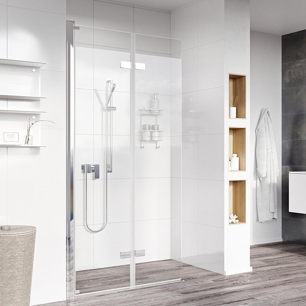 Frameless Innov8 Bi Fold Additions Roman Showers Blog