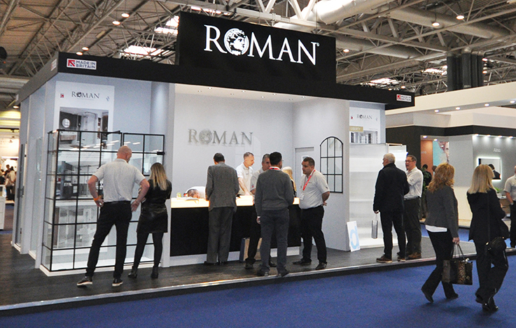 A record breaking year for Roman at KBB Birmingham 2020