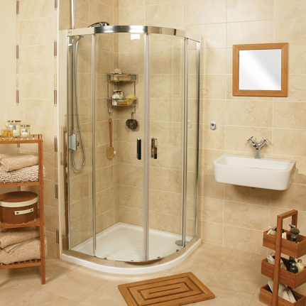 Get the Look: Natural Bathroom