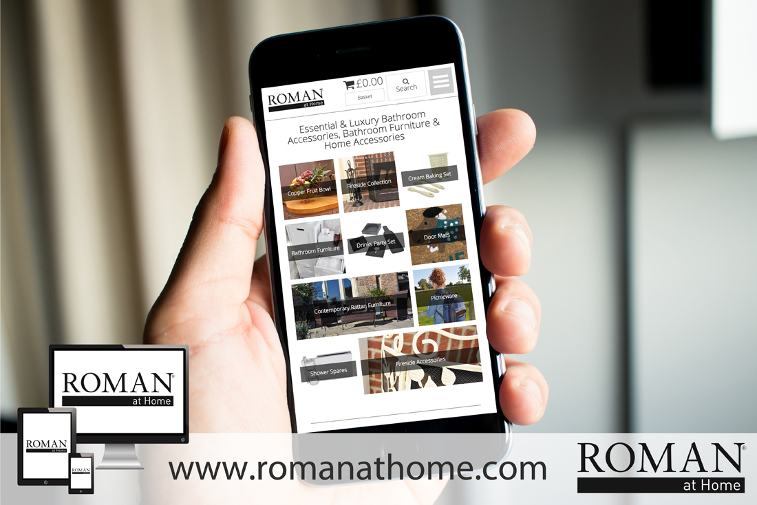 Roman at Home Launch New Website