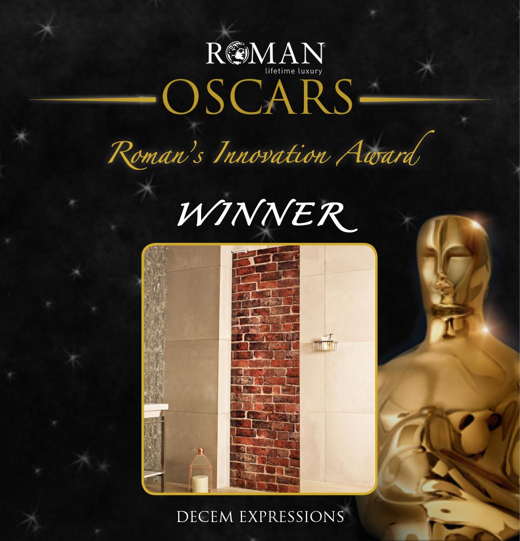 The Oscars at Roman – The Winners