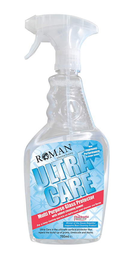 Roman Ultra Care Shower Cleaner and Protector