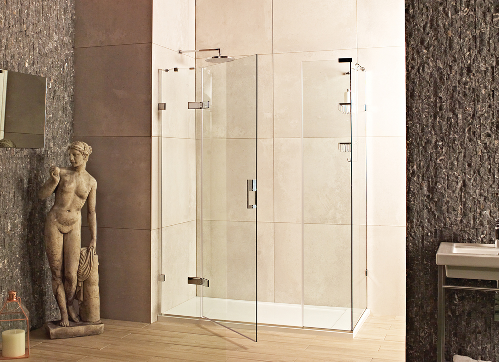 Roman's Showering Solutions Are Designed For Everyone