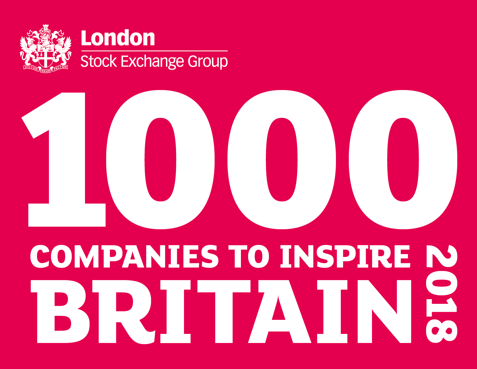 Roman featured in 1000 Companies to Inspire Britain